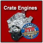 Edelbrock Crate Engines