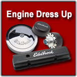 Edelbrock Engine Dress Up