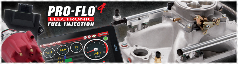 Edelbrock Fuel Injection Systems and Components